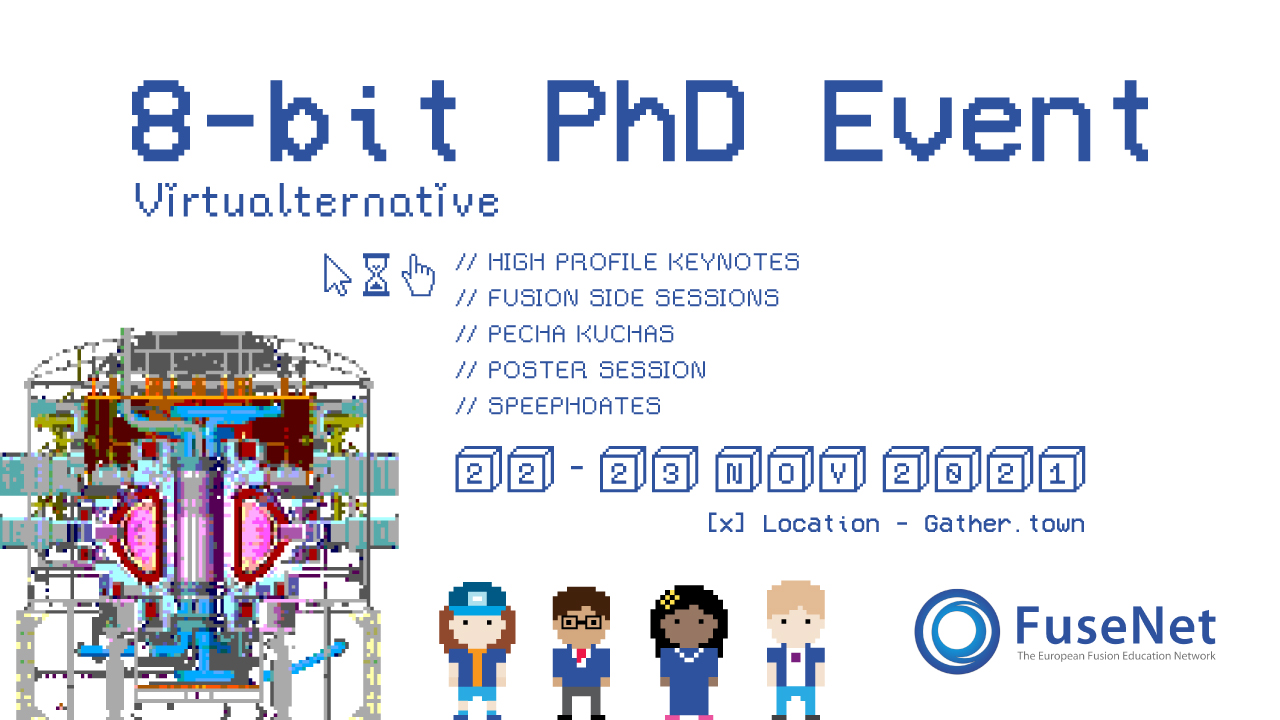 promo of the various activities that will take place during the PhD event.